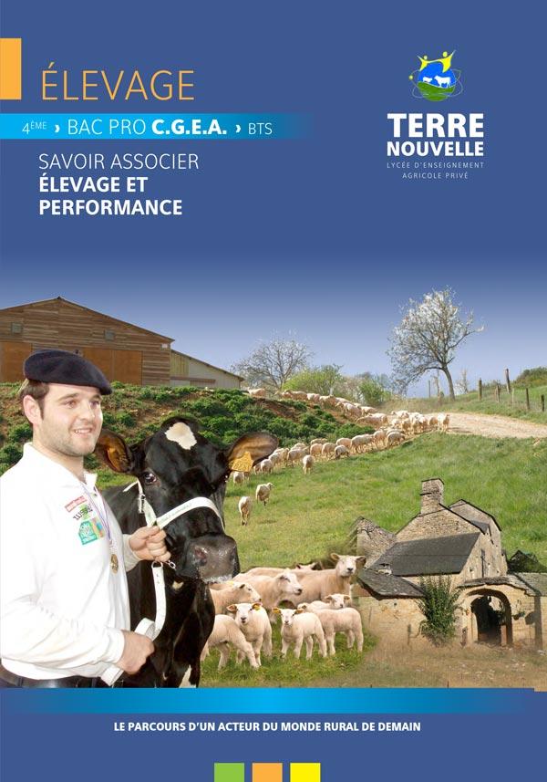 BAC Pro Conduite et Gestion de l'Exploitation Agricole (CGEA)