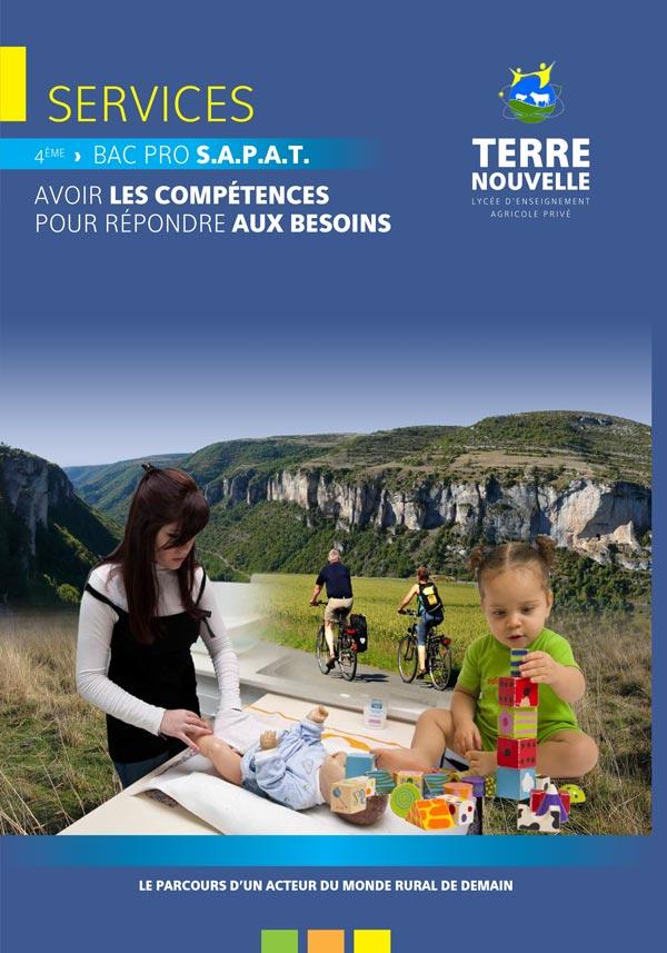 BAC Pro Services aux personnes et aux territoires (SAPAT)