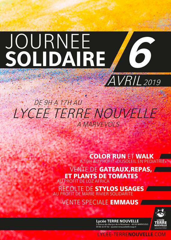 Journée-solidaire-marvejols-lycée-agricole-terre-nouvelle